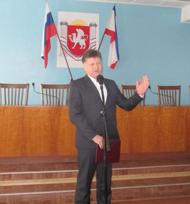 концерт, посвященный Дню Конституции Республики Крым
