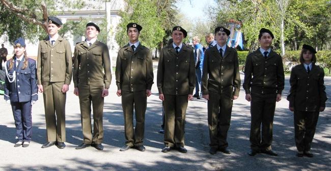 «Защитник Отечества – 2015» пгт Ленино